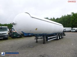 tankoplegger Robin e Gas tank steel 50.5 m3 1998