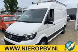 gesloten bestelwagen Volkswagen crafter l2h2 airco navi 66000km 2019