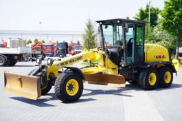 grader New Holland F106.6/A , 12t , 6x6 , 2x blade , multi-position , ZF gearbox , 2009