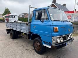 open laadbak vrachtwagen Mitsubishi FULL STEEL SPRING 1985