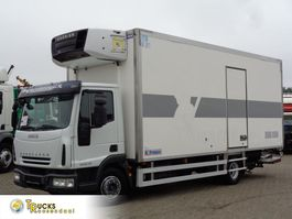 koelwagen vrachtwagen Iveco EuroCargo 120 120EL22 + Manual + Carrier Supra 950 2008