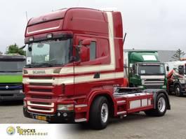 standaard trekker Scania R420 + Euro 5 + Retarder + 3 Pedals 2007