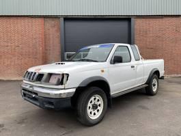 pick-up bedrijfswagen Nissan King Cab 2.5 TD 4WD - 31.000km! - 6016 1998