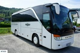 touringcar Setra S411HD 2012