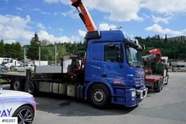 kraanwagen Mercedes-Benz 2544L mw/Palfinger 23002 Crane truck 2008