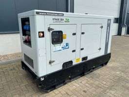 generator Himoinsa HRFW 60 Iveco Mecc Alte Spa 60 kVA Supersilent generatorset 2015