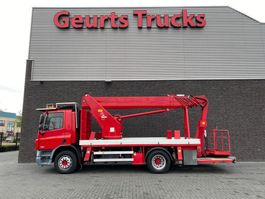 autohoogwerker vrachtwagen DAF CF 65.220 4X2 + TECCHIO K426 JI HOOGWERKER/HUBARBEITSBÜHNE/HIGHWORKER/PLATFORM 2007