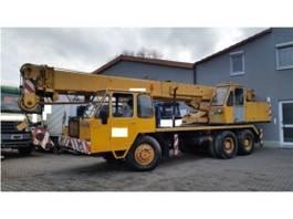 kraanwagen Liebherr LT1025-25t-Allrad 33 m Autokran 2x Seilwinde 1975