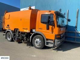 Veegmachine vrachtwagen Mercedes-Benz Atego 1523 4x2 Sweeper 2004