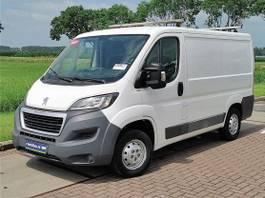 gesloten bestelwagen Peugeot 2.2 l1h1 airco 110pk 2014