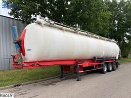 silo oplegger Benalu Silo Silo / Bulk, 62000 liter, 62 M3 1990