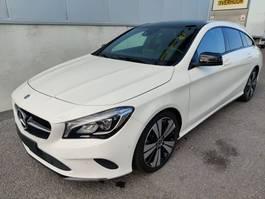 sedan auto Mercedes-Benz CLA 180 Shooting Break *benzine*automaat*sport*pano 2016