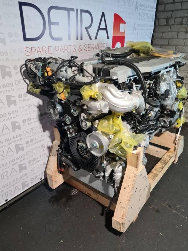 Motor vrachtwagen onderdeel MAN D2676 LF52 COMPLETE NEW ENGINE