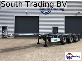 container chassis oplegger D-TEC FLEXITRAILER 2021