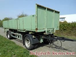wissellaadbaksysteem aanhanger Renders 2 As Vrachtwagen Aanhangwagen Open - Belgisch kenteken i.c.m. Renders Wi... 2000