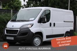 gesloten bestelwagen Peugeot 330 2.2 BlueHDi 140PK L1H1 Premium Trekhaak, Alarmsysteem, Verzwaarde Ve... 2021
