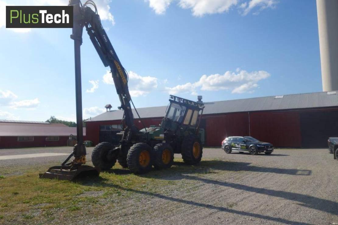 overige oogstmachines Diversen Timberjack ÖSA 260
