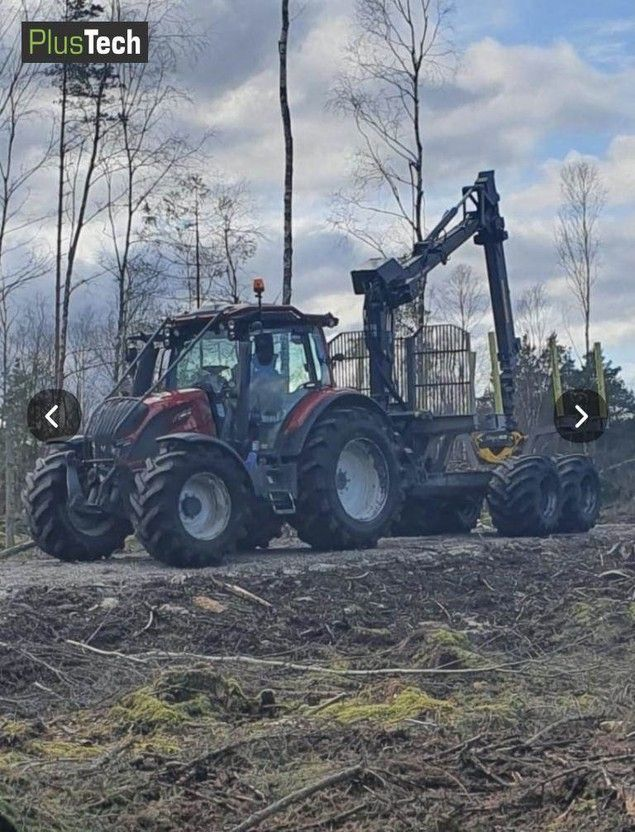 overige oogstmachines Valtra N134D 2019