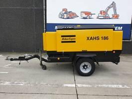 compressor Atlas Copco XAHS 186 DD - N 2007