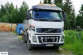 kipper vrachtwagen > 7.5 t Volvo FH 16 Steel suspension. Tipper truck 2008