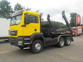 containersysteem vrachtwagen MAN TGS 26 6x4 BB 26.360 26.400 26.440 2011