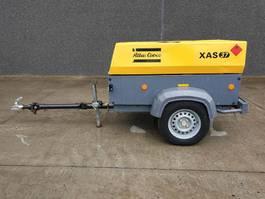 compressor Atlas Copco XAS 37 KD 2012