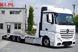 takelwagen-bergingswagen-vrachtwagen Mercedes-Benz Actros 2542 , E6 , MEGA , NEW BODY 8,5m , winch ,remote , retard 2016