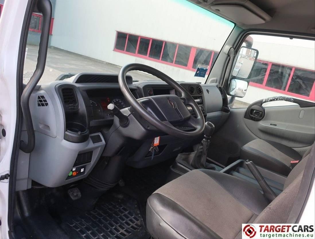autohoogwerker vrachtwagen Renault Midlum 150 Euro6 Multitel Pagliero MX270EX boom Work Lift 2720cm 2014