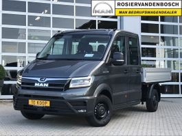 pick-up bedrijfswagen MAN 3.180│2.0 TDI 177PK│8-traps automaat│L3H2│Pick Up Dubbele Cabine MEDIAPA... 2021