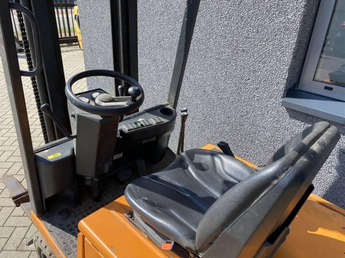 vorkheftruck Still R50-15 Duplo 385 elektrisch 1998