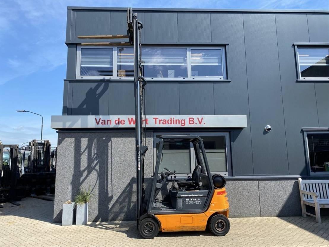 vorkheftruck Still R70-16 Triplo 445 Freelift/Sideshift 2004 LPG STILL R70-16 Triplo 445 Freelift/Sideshift 2004 LPG 2004
