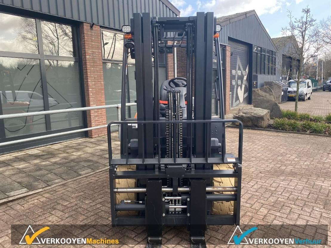 vorkheftruck Doosan B50X-7 Electric Side-shift + Forkpositioner 2021