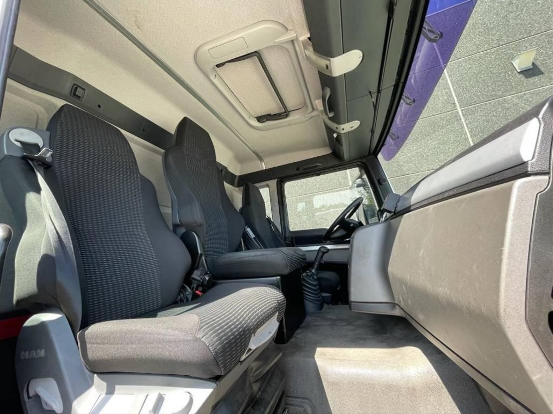 huifzeil vrachtwagen MAN 18.320 manual 320 tkm ! 2008
