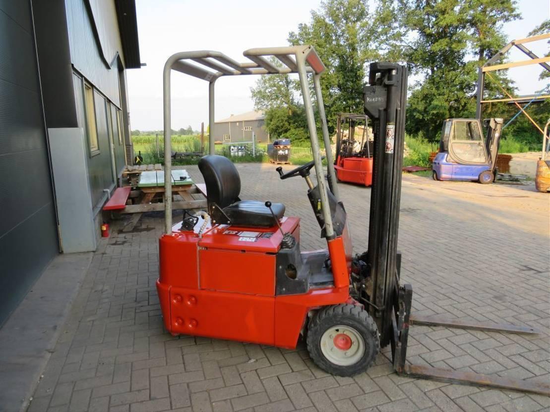 vorkheftruck Linde e12 heftruck elektrische zeer goed