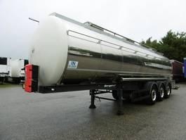 tankoplegger Berger Santi 3-Kammern Pumpe 380V 32.500 ltr. 2016