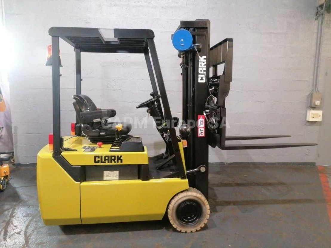 vorkheftruck Clark CTM16 1996