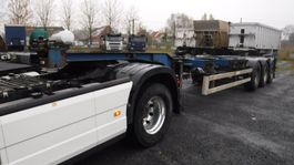 container chassis oplegger Renders 45' HC Containerchassis 2004