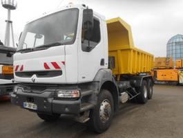 kipper vrachtwagen > 7.5 t Renault Kerax 2000