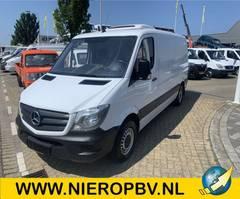 koelwagen bestelwagen Mercedes-Benz 213CDI L2H1 *Koel/Vries met stekker* Airco Navi Automaat 2013