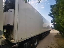 koelwagen aanhanger Schmitz Cargobull 3 axle year 2013
