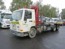 chassis cabine vrachtwagen Volvo FL 12 320 2004