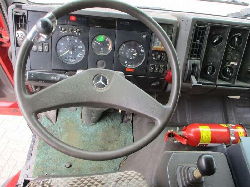 Mercedes-Benz - 2534 V6 EPS FULLSTEELSUSPENSION 9
