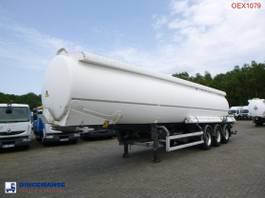 tankoplegger Trailor Fuel tank alu 40.2 m3 / 9 comp 2002