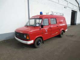 overige personenwagens Ford VHL TSF Feuerlöschfahrzeug Transit VHL TSF Feuerlöschfahrzeug 1985