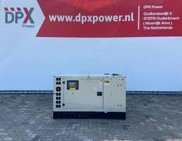 generator Perkins 1103A-33TG1 - 50 kVA Generator - DPX-15703 2021