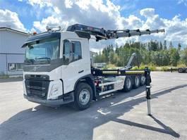 kraanwagen Volvo UUSI 8x4*4 HIAB 262 Nosturilla 2021