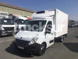 koelwagen bakwagen Renault MASTER 125.35 2013