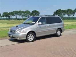 terreinwagen Kia 2.9 2003