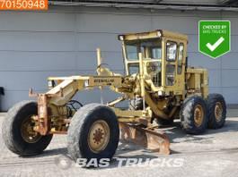 grader Caterpillar 120G HOURS UNKNOWN 1985
