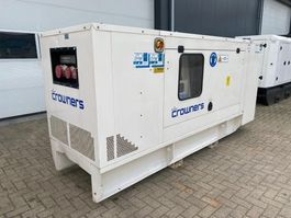 generator Perkins FG Wilson 150 kVA Supersilent generatorset as New ! 2012